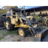 BM T55 Traktorgrävare Demonteras ?/10-20