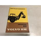 Instruktionsbok GM612