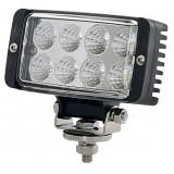 Arbetslampa LED 24W 12/24V