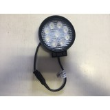 Arbetslampa LED 27W